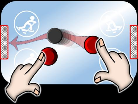Air Hockey (2 Players) poster