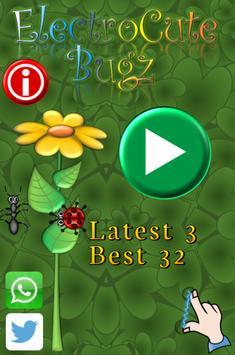 ElectroCute Bugz screenshot 3