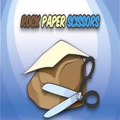 Scissor And Paper icon