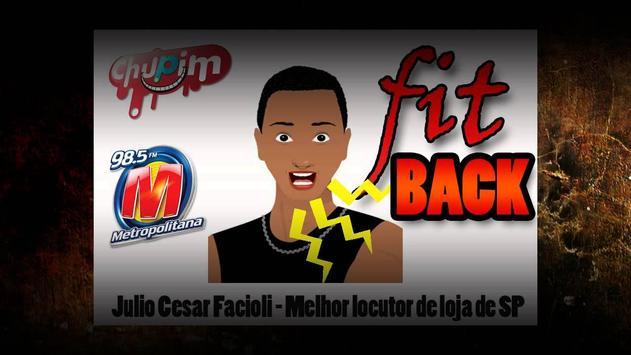 Julio Fit Back apk screenshot