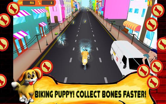 Happy Puppy Run Dog Play Games screenshot 12