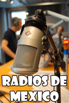 Radios de Mexico poster