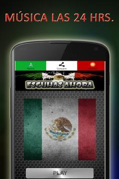 Radios de Mexico apk screenshot