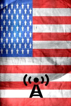 Radio USA poster