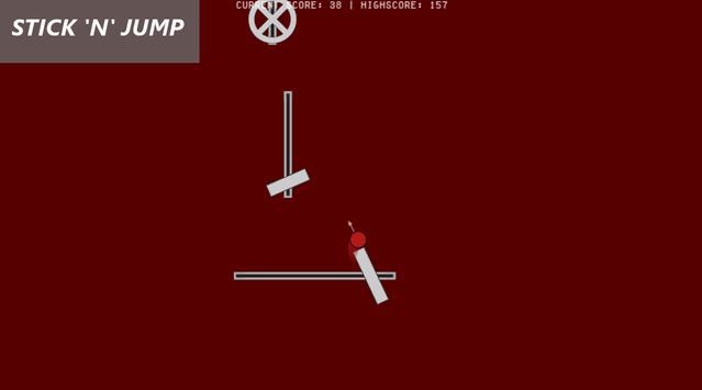 Stick 'N' Jump apk screenshot