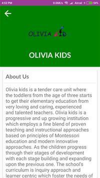 Olivia Kids screenshot 4