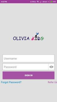 Olivia Kids screenshot 1