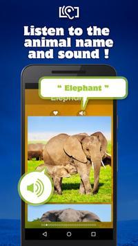 Animal Sounds & Images Free screenshot 1