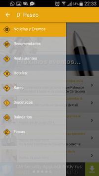 Dpaseo screenshot 1