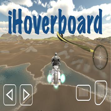 iHoverboard VR poster