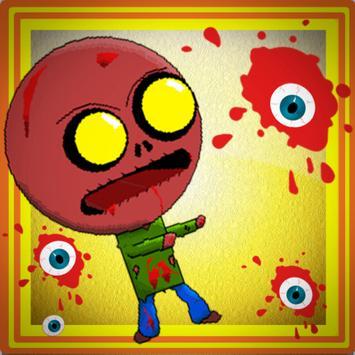 Adventure sonic zombie run poster