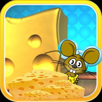 Cheese race run adventure apk screenshot