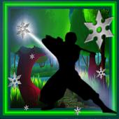 Ninja battle race run icon
