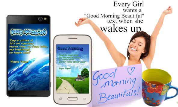 Good Morning Inspiring Quotes apk screenshot