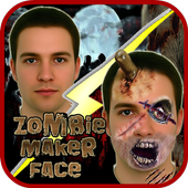 Zombie Maker Face icon