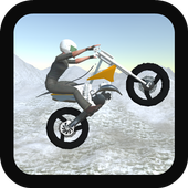 Hill Motorbike Game icon