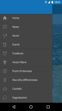 Comune di Mara screenshot 1