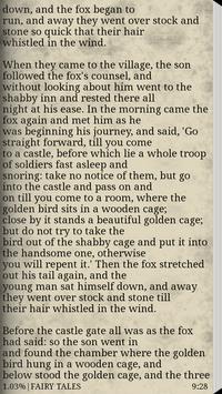 Grimms' Fairy Tales - EBook screenshot 2