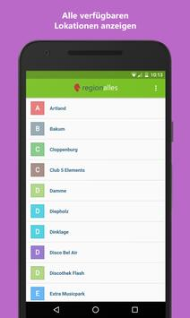 RegionAlles - Veranstaltungen apk screenshot