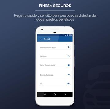 Finesa Seguros screenshot 1
