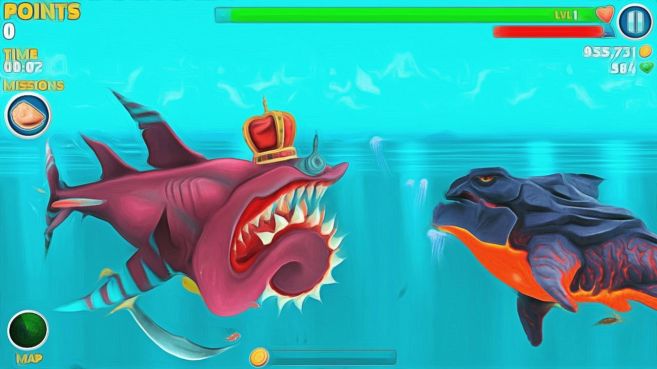 Tips Hungry Shark Evolution for Android - APK Download