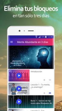Mente Abundante screenshot 1