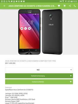 Alpha Ponsel apk screenshot