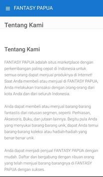 FANTASY PAPUA screenshot 5
