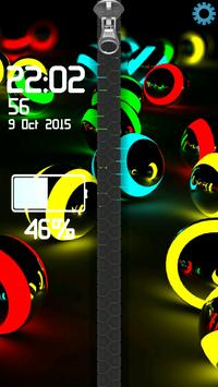 3D Colorful Balls Zipper screenshot 16