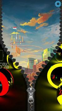 3D Colorful Balls Zipper screenshot 5