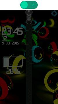 3D Colorful Balls Zipper screenshot 6
