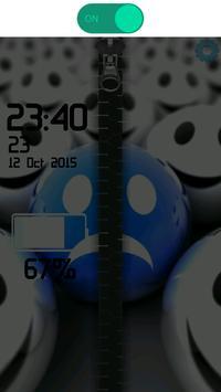 3D Smilies Zipper screenshot 7