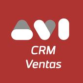 AVI CRM Ventas icon