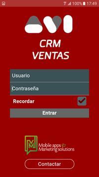 AVI CRM Ventas apk screenshot