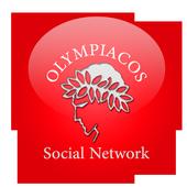 Olympiakos Κοινωνικό δίκτυο icon