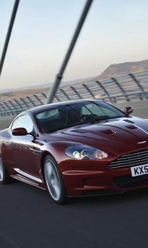 Wallpapers Aston Martin DBS screenshot 4