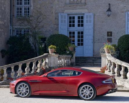 Wallpapers Aston Martin DBS screenshot 1