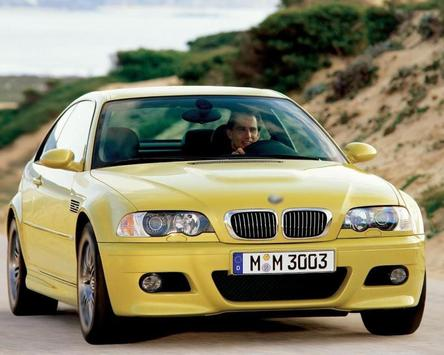 Wallpapers BMW M3 poster