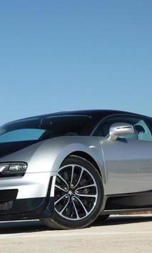 Wallpapers Bugatti Veyron SS poster