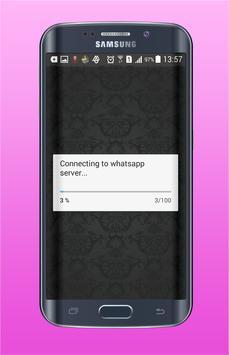 Whatsspy prank apk screenshot