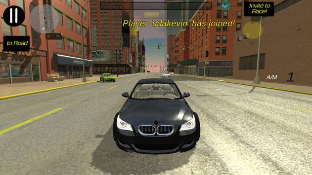Traffic Drag Racing apk screenshot