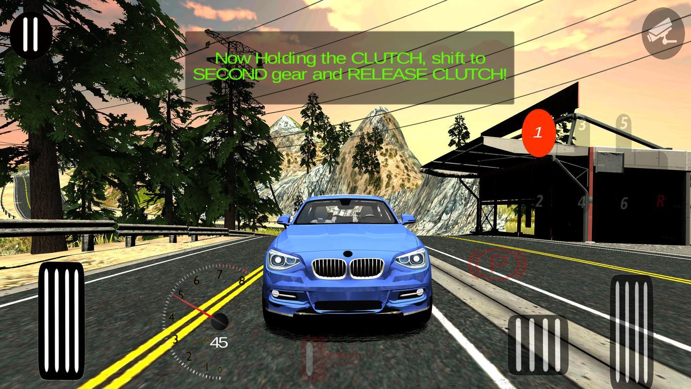 Manual Car Driving poster ...
