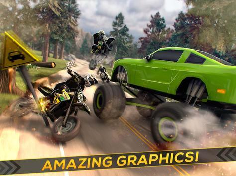 Monster Truck Xtreme Race apk screenshot