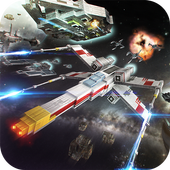 Space Ship Flight Simulator 3D icon