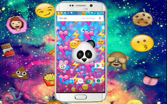 Emoji Live Wallpaper apk screenshot
