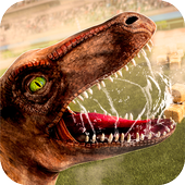 Jurassic Dinosaurs Battle icon