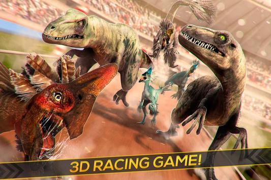 Jurassic Dinosaurs Battle poster