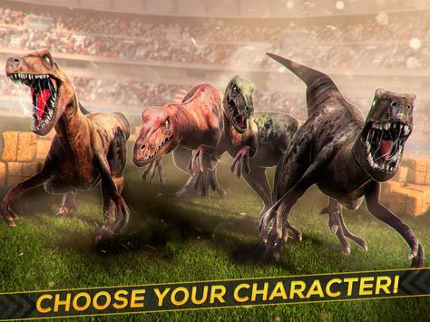 Jurassic Dinosaurs Battle apk screenshot