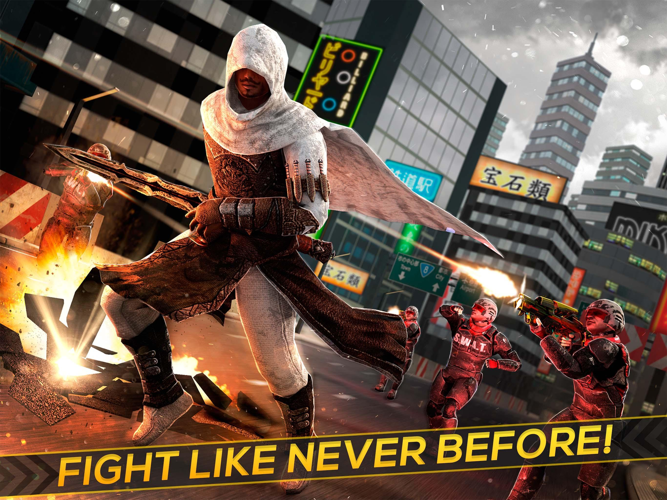 Killer's Creed Soldiers - Fighting Warrior Attack for Android - APK