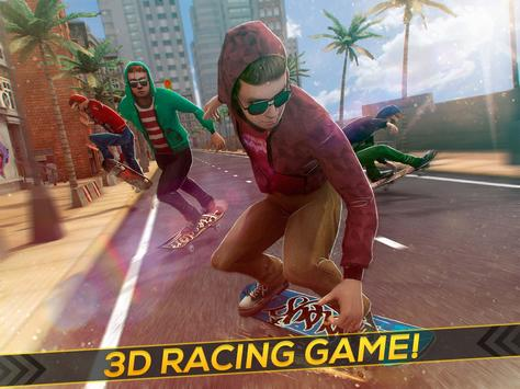 Street Skateboard Freestyle - Trick Competition apk screenshot